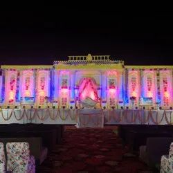 FRP Decorative Stage, Wedding, Events, For Decoration, Pan India