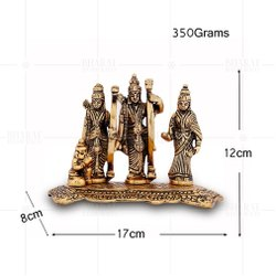 Gold Plated Ramdarbar Small
