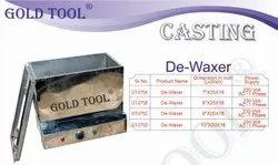 Gold Tool De-waxer Machine