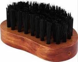 Cute Wooden Beard Brush