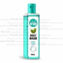 Gel Blue Soap Free Body Wash, Packaging Type: Bottle, Packaging Size: 100 Ml