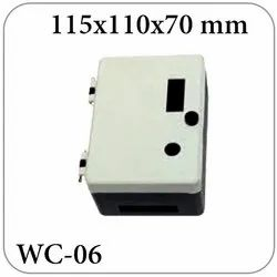 Pump Starter Cabinet Plastic, For Water Level Controller, Model Name/Number: WC-06