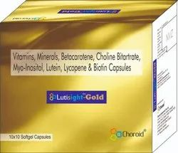 Lutisight-gold Softgel Capsules
