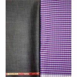 Cotton Blend Gwalior Garment Fabric, For Garments