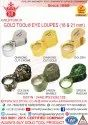 Gold Tool Loupes 18 mm