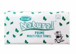 Royal Natural M fold Towel  Prime