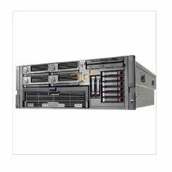 16gb Ddr2 Intel Xeon HPE ProLiant DL580 G4 Server, Dual Power Supply