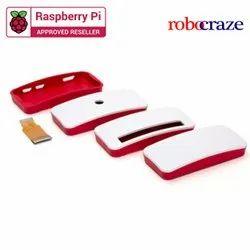 Raspberry Pi Zero W Case And Camera Cable -  Robocraze