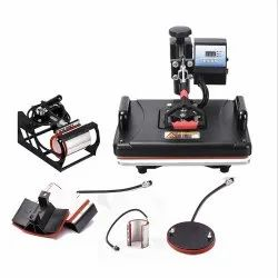 5 In 1 Vision Media Combo Heat Press Machine