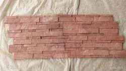 Red Elevation tile, Thickness: 16 mm, Size: 24x6