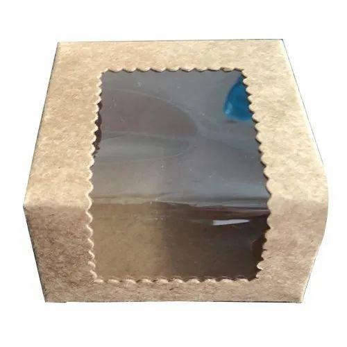 Window Pastry & Cake Box