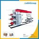 Six Colour High Speed Flexographic Printing Machine, Model Name/number: Pr-231