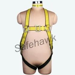 Synthetic Fibre Fall Protection Harness L Type, For Tower Climbing