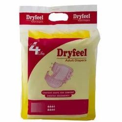 Dryfeel Medium Adult Diapers