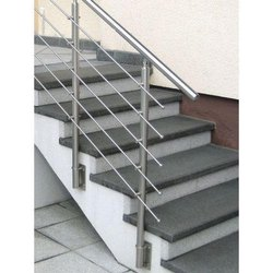 202 Stainless Steel Staircase Railing