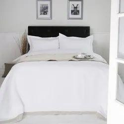 Cotton Satin Plain Cotton Fabric 300 T.C
