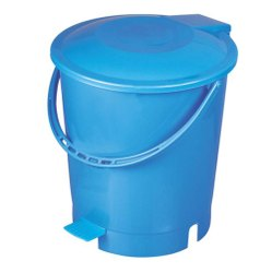 Plastic Buckets And Dustbin