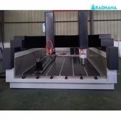 CNC Automatic Stone Engraving Machine