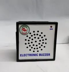 4'' Buzzer Multi Voltage Green Power