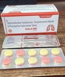 Dextromethorphan Hydrobromide Chlorpheniramine Maleate Phenylephrine HCL Tablet