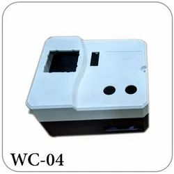 WC-04 Abs Dol Motor Starter Control Panel Plastic Cabinet, For Water Level Controller, Wall Mount