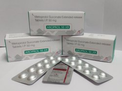 Metoprolol Succinate 50mg XR