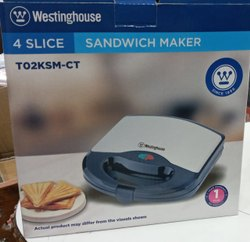 Westinghouse T02KSM-CT Sandwitch Maker