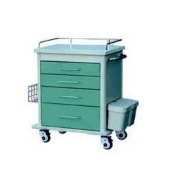 MRI Compatible Emergency Cart