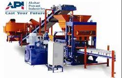 Mild Steel Fly Ash Brick Making Machine