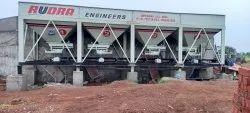 2 Hp Bin Feeder, Lifting Capacity: 52-55 Ton, 1440 Rpm