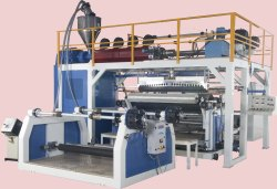 Tarpaulin Coating and Lamination Machine