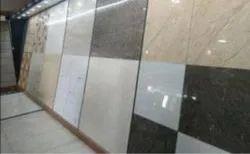 Glossy Rectangular Ceramic Bathroom Tiles