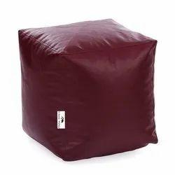 17x17 Inch Stool Bean Bag Cover