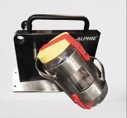 ALPHIE Small Batch Powder Mixer Blender 3 Dimensional - Hand Operated