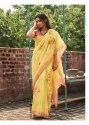 Shangrila Creation Mysore Linen Cotton Saree Catalog