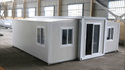 Prefabricated Expandable Containers