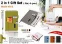 H-907 2 In 1 Gift Set Diary And Pen
