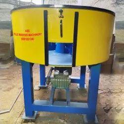 Automatic Pan Type Concrete Mixer