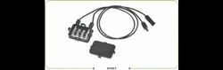 Black 4 Rail PV Junction Box