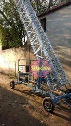 SJ 17 Tiltable Tower Ladder