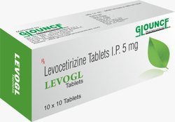 Levocetirizine  Tablet I.P 5 Mg