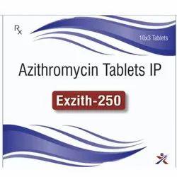 250 Mg Azithromycin Tablets IP