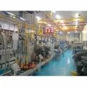 Engine Assembly And Testing Line Machine