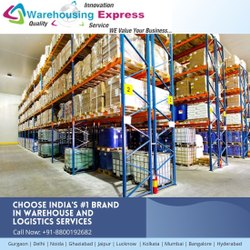 Fashion Items & Garments Warehousing Services, in Pan India
