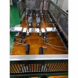 Hydraulic Press Fitting Machine
