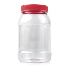 1Kg Confectionery Plastic Jar