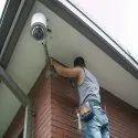 Cctv Dome Camera Installation Service, In Local Area