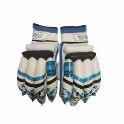 BDR Sports Velcro Super Cricket Batting Gloves, Size: Full