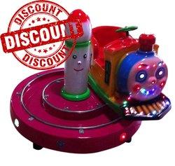 Happy Train Kiddie Amusement Ride Game