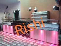 Acrylic Catering Counters